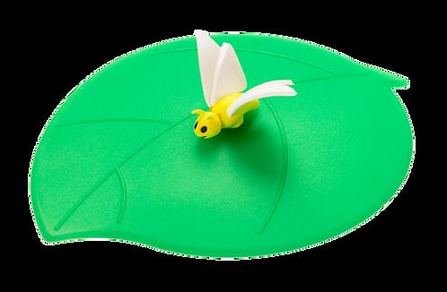 Lurch mein Deckel Sommer Schmetterling weiss