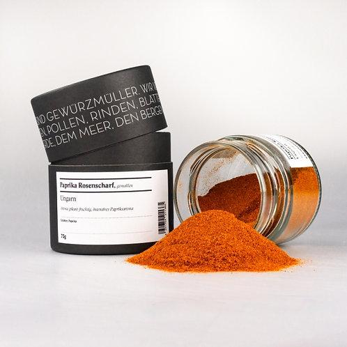 Rosenheimer Gewürzmühle Paprika rosenscharf 75g