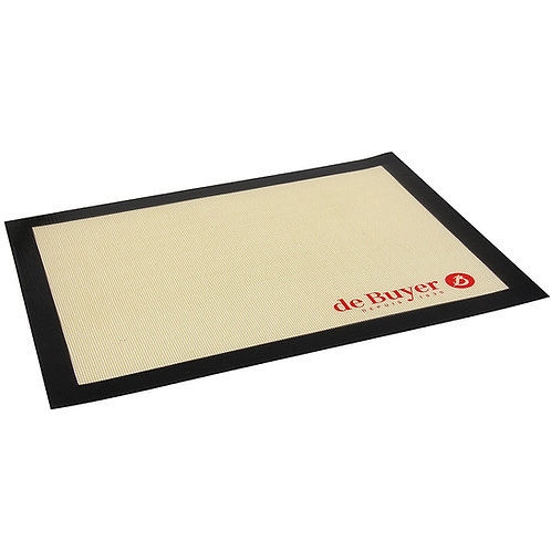 de Buyer Silikonbackmatte 40x30 cm