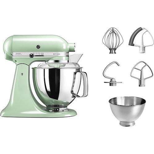 KitchenAid Set Artisan Küchenmaschine 175 Pistazie 4,8 l 5KSM175PS