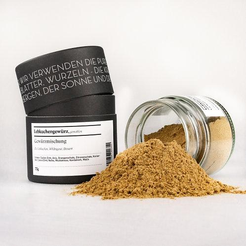 Rosenheimer Gewürzmühle Lebkuchengewürz 75 g