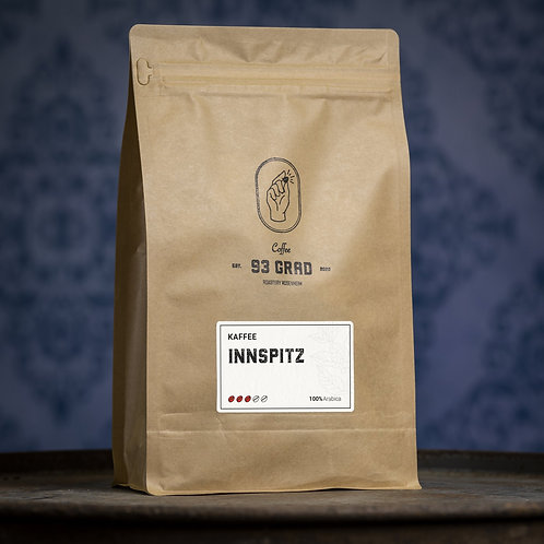 93Grad Innspitz Kaffee ganze Bohnen