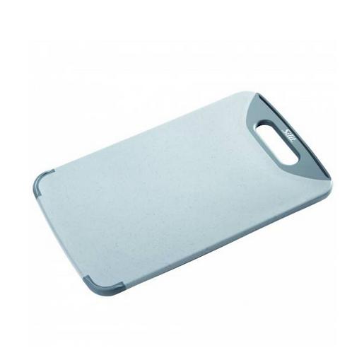 Silit Schneidebrett Kunststoff grau 32x20 cm