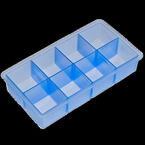 Lurch Eisformer Würfel 5 x 5 cm eisblau