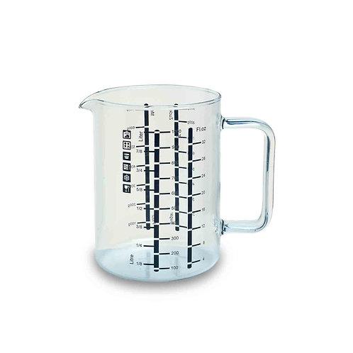 Simax Messerbecher Glas 1 l