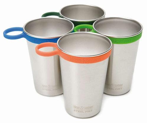 Silikon Tragering für Kanteen® Trinkflasche, 4 Stück