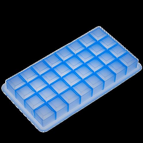 Lurch Eisformer Würfel 2x2 cm eisblau