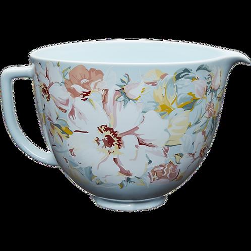 KitchenAid Keramikschüssel 4,7 L hellblau