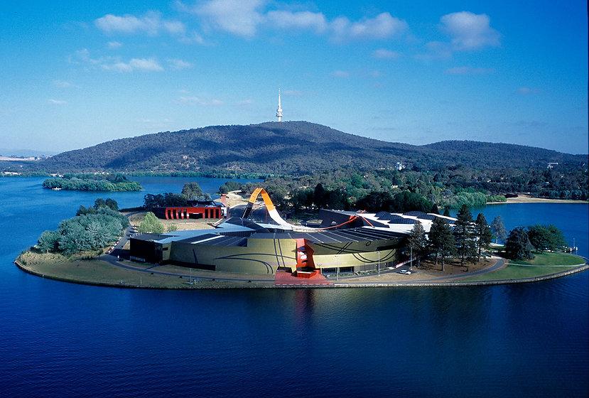 National Museum of Australia - Katalyst
