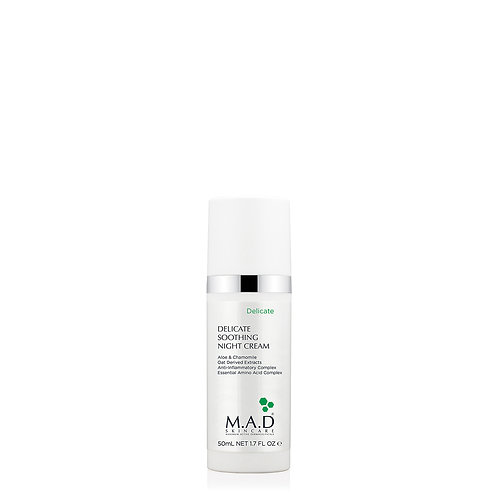 DELICATE SOOTHING NIGHT CREAM