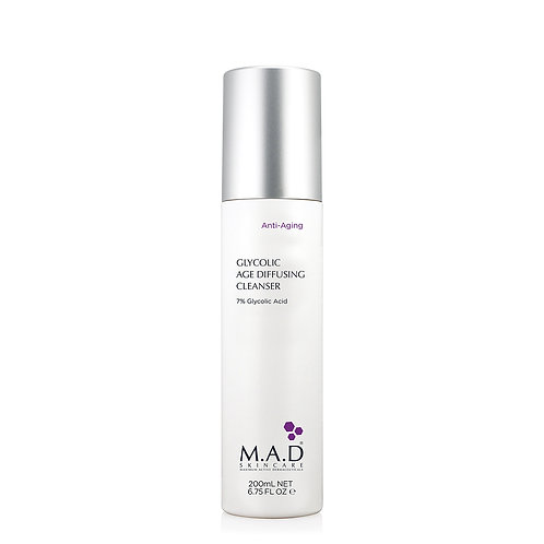 GLYCOLIC AGE DIFFUSING CLEANSER