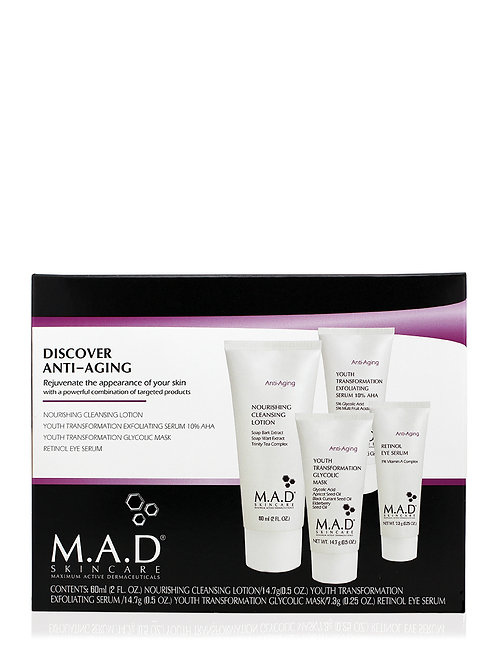 DISCOVER ANTI-AGING