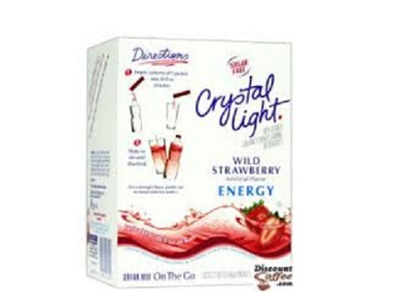 Crytal Light Mix - Wild Strawberry