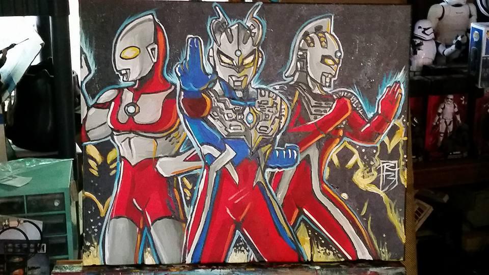 Ultraman3