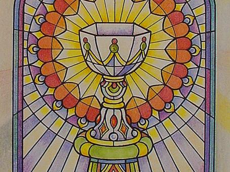 Trouw aan jezelf via het astrologische Symbolon Tarot - De vraag van de Heilige Graal