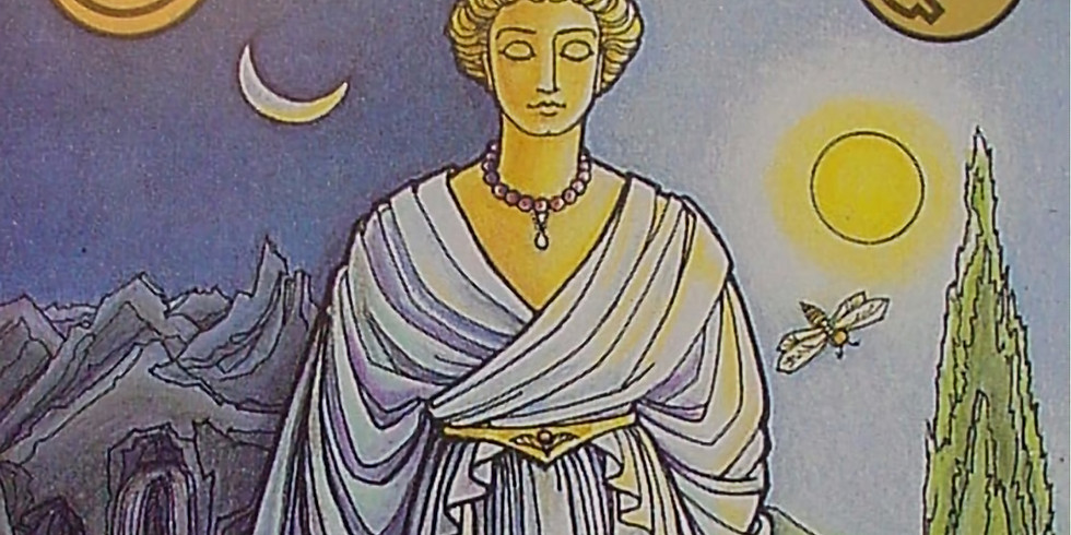 5 Daagse Cursus Symbolon Tarot