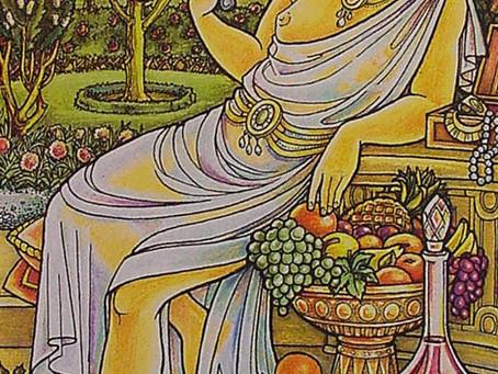 Daginspiratie via het astrologische Symbolon Tarot