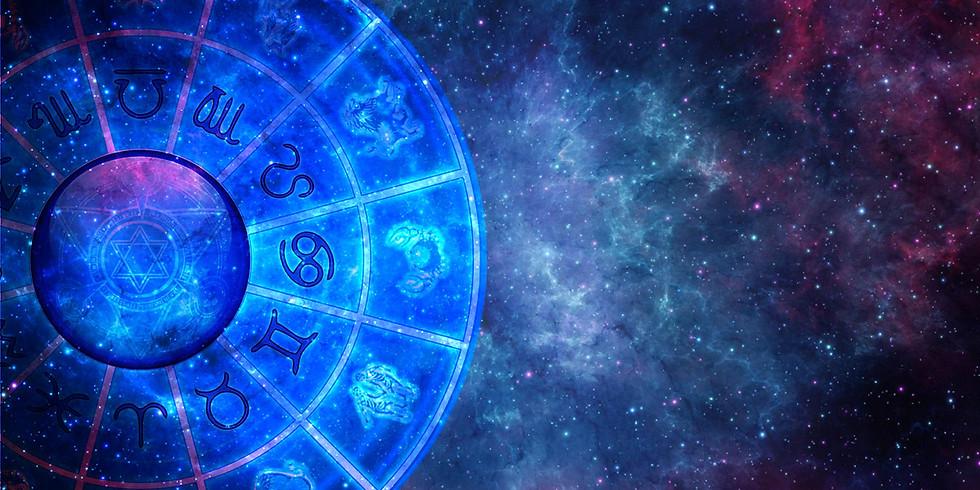Basisopleiding Astrologie start 25 en 26 mei te Genk Belgisch Limburg