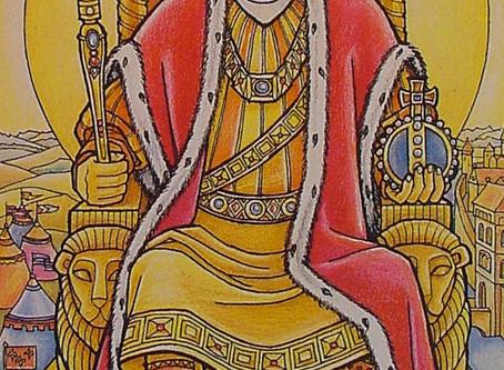 Inzicht voor vandaag via het astrologische Symbolon Tarot - HET EGO