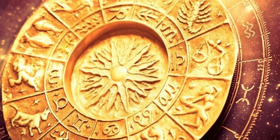 Astrologie Intensive + Klank in Schalkhoven België  (Volzet)