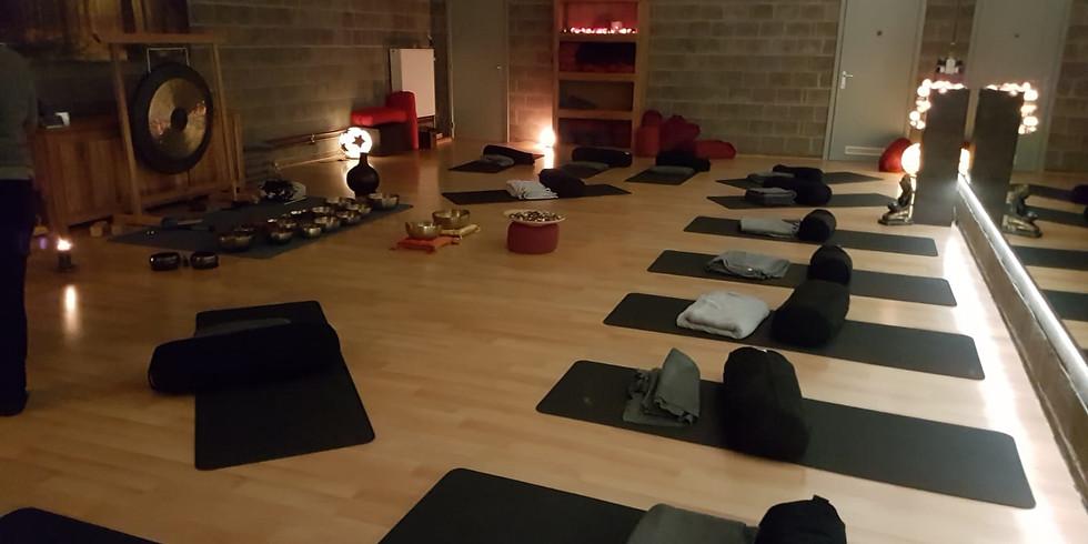 Klankreis bij Jyotis Yoga (2)