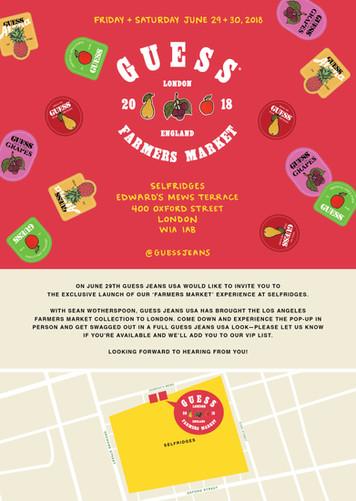 London Event Invite