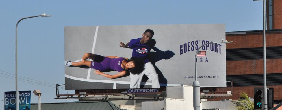 Guess Sport Billboard