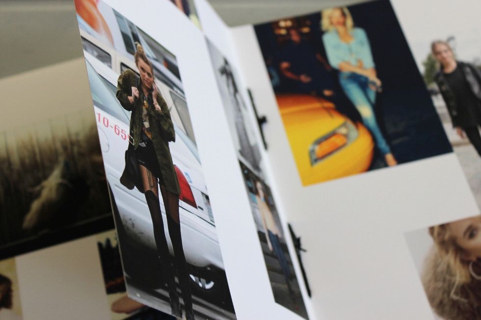 curation of images