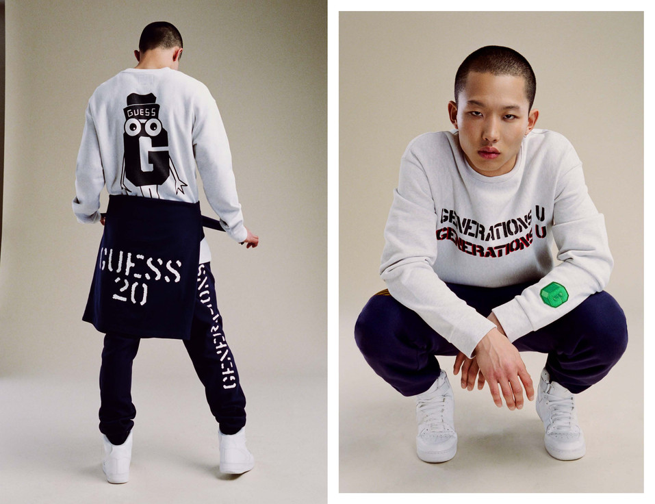 Guess x Generations Lookbook