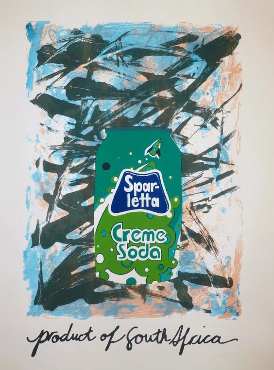 Creme Soda Can