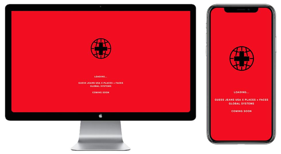 Error Web Page Design