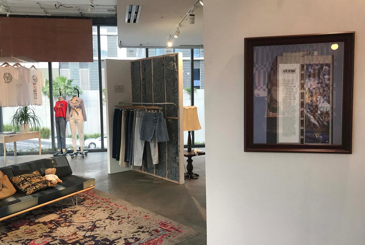 Fred Segal Shop-in-Shop