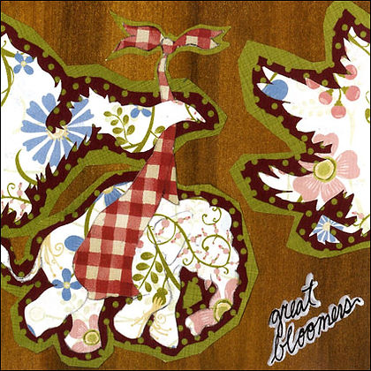 Great Bloomers - S/T EP CD