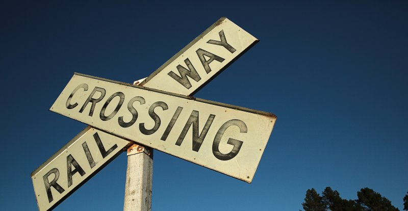 Railway-Crossing-Sign