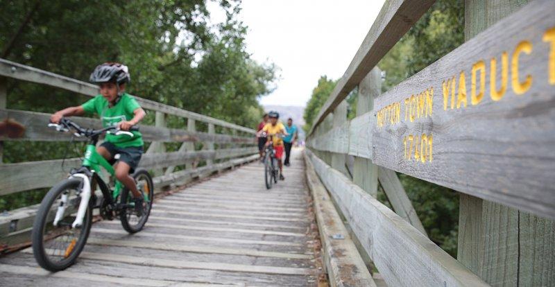 -Trail-Kids-on-a-bridge