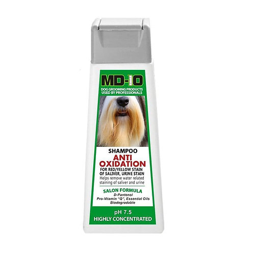 MD10 Anti Red Yellow Stain Shampoo