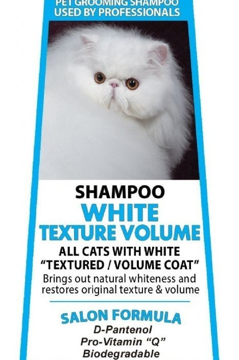 CAT - MD10 White Texture Volume Shampoo