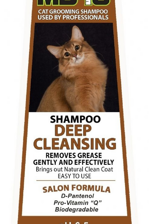 CAT - MD10 Deep Cleansing Shampoo