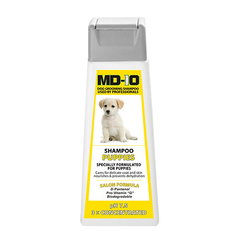 MD10 Puppy Shampoo