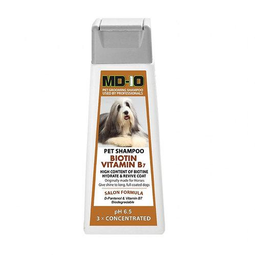 MD10 Biotin - Vitamin B7 Shampoo