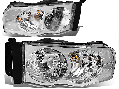 02-05 Dodge Ram 1500/2500/3500 Headlights