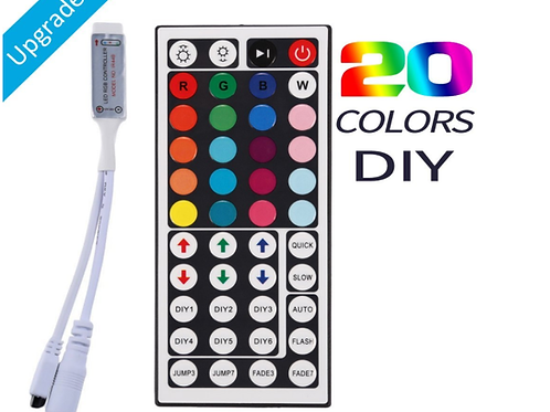 IR LED Remote Controller