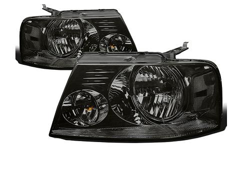 04-08 Ford F-150 Headlights