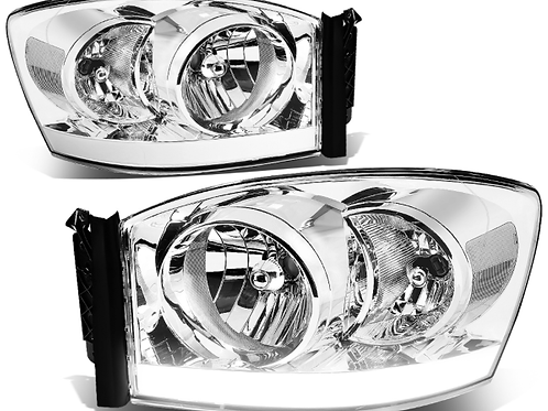 06-08 Dodge Ram 1500/2500/3500 Headlights