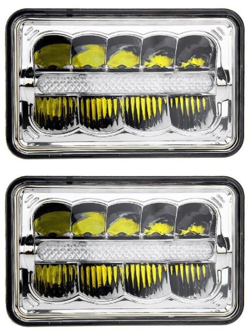 4x6 Sealed Beam LED Headlight Series1