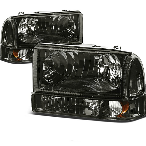 99-04 Ford Superduty Headlights