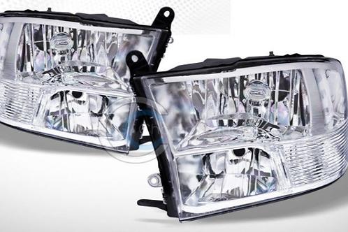 09-18 Dodge Ram 1500/2500/3500 Headlights