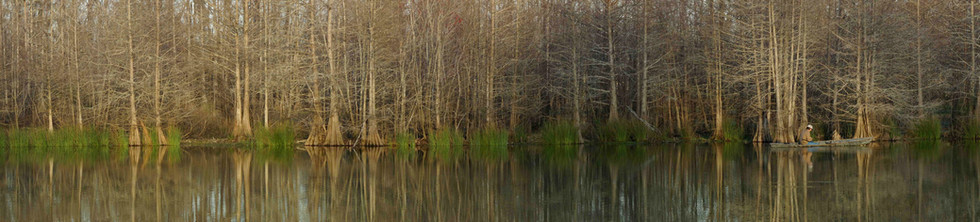 Fishing the Bogue Chitto Wildlife Area