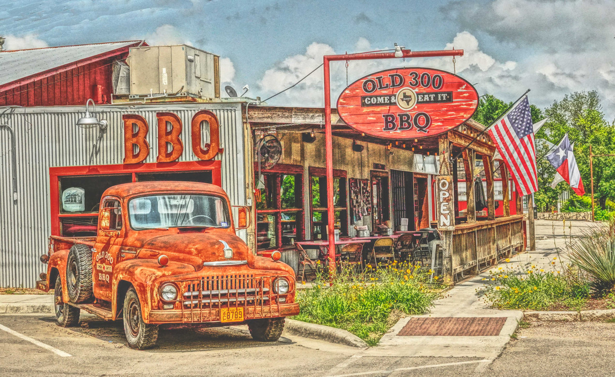 Old 300 BBQ & Truck