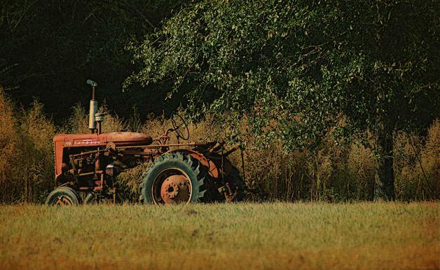 Old Tractors, Trucks, Cars
